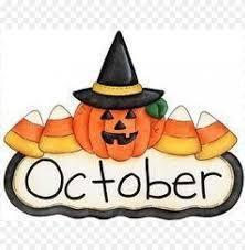 October Calendar 2020 Thumbnail Image