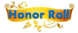 Honor Roll - Q2