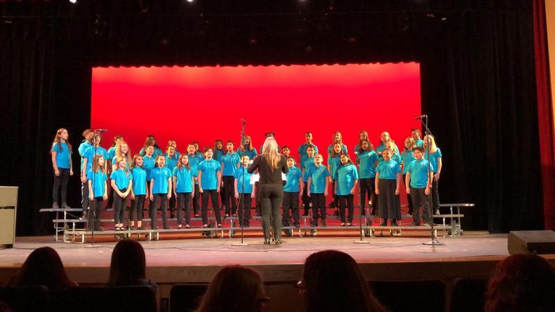 Dartmouth Choir Winter Concert