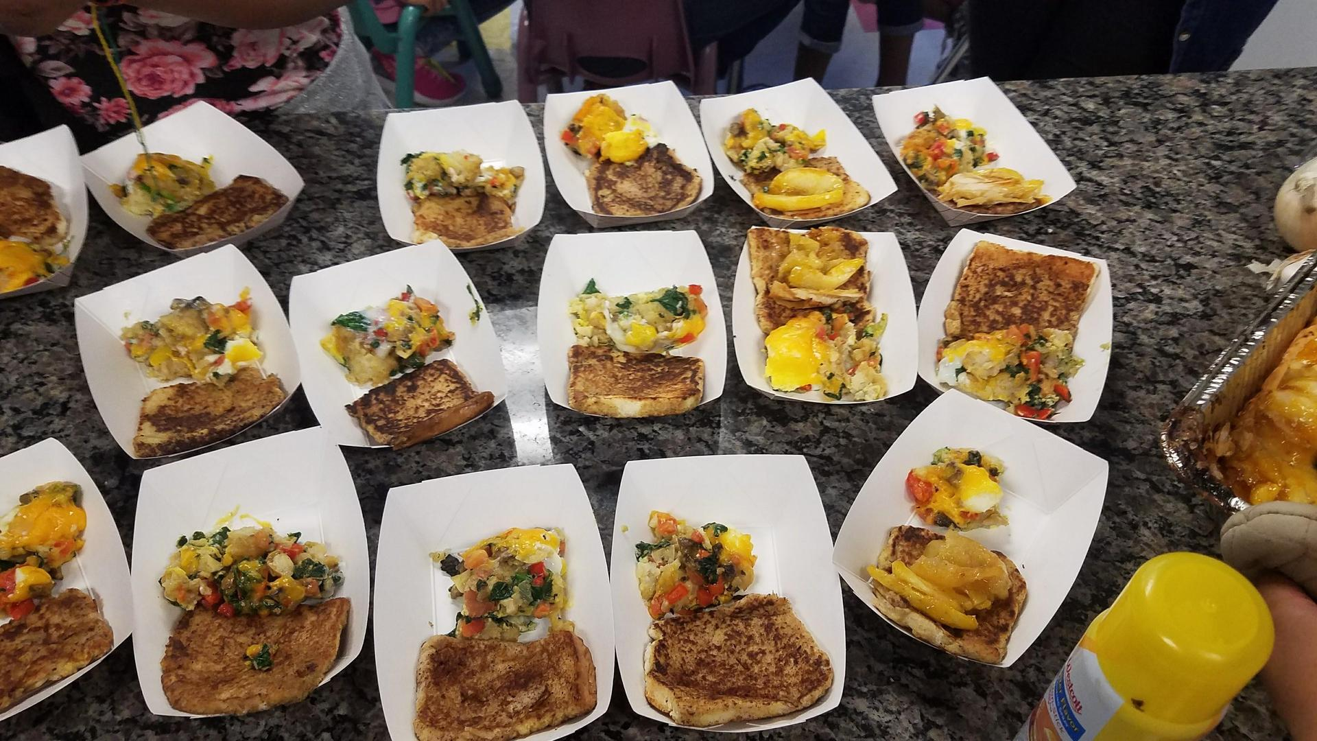 CYP Summer Cooking Classes