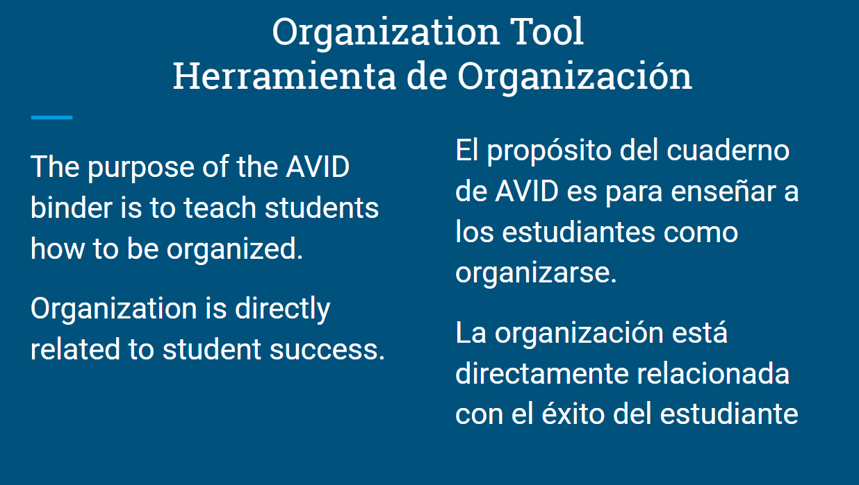 Organizational Tools Definition
