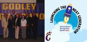 launching the next generation. School board appreciation month 2020