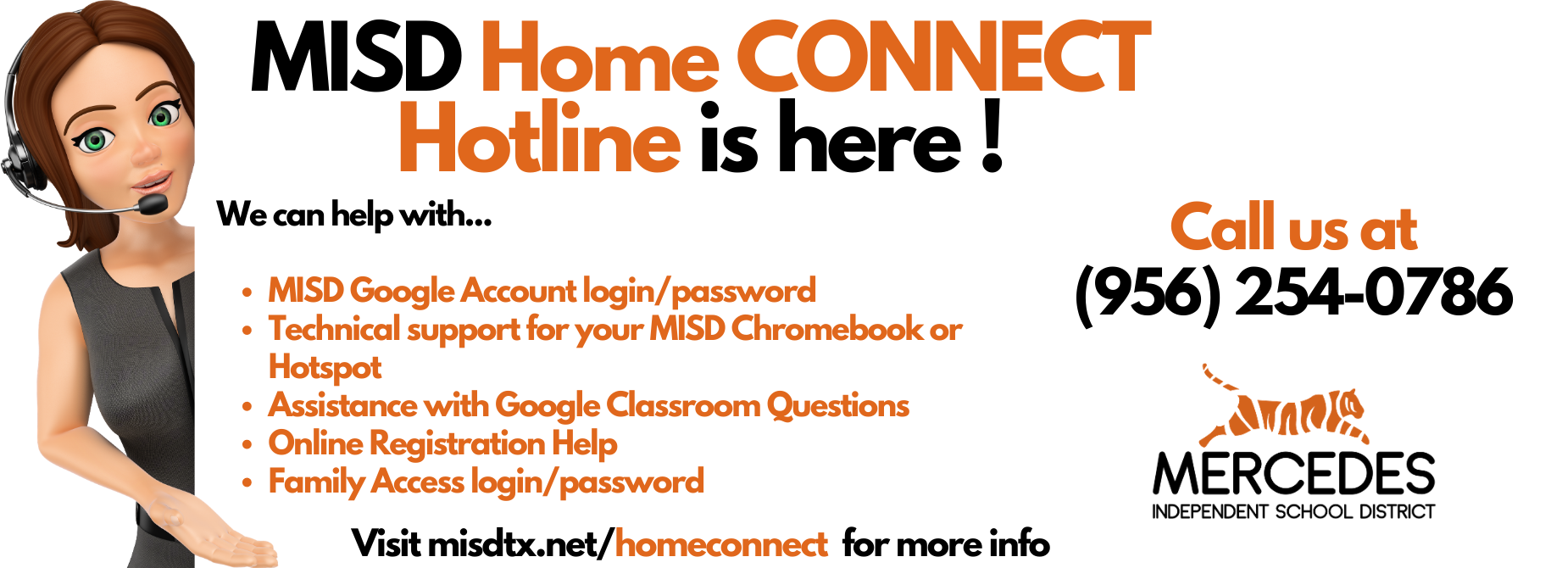 MISD Home CONNECT Image