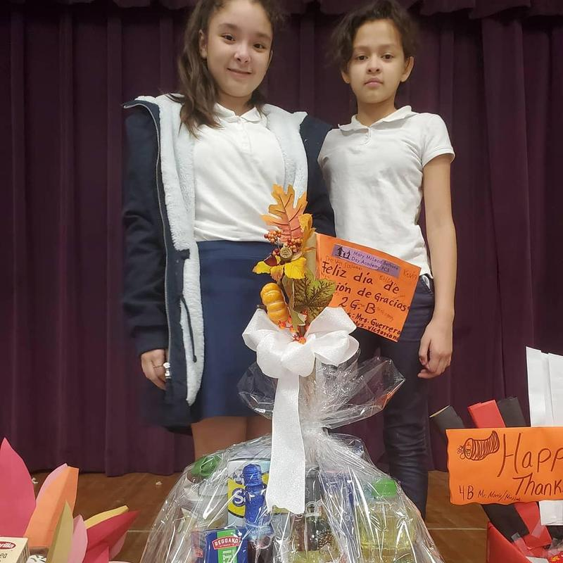 Thanksgiving Basket Service Project Featured Photo