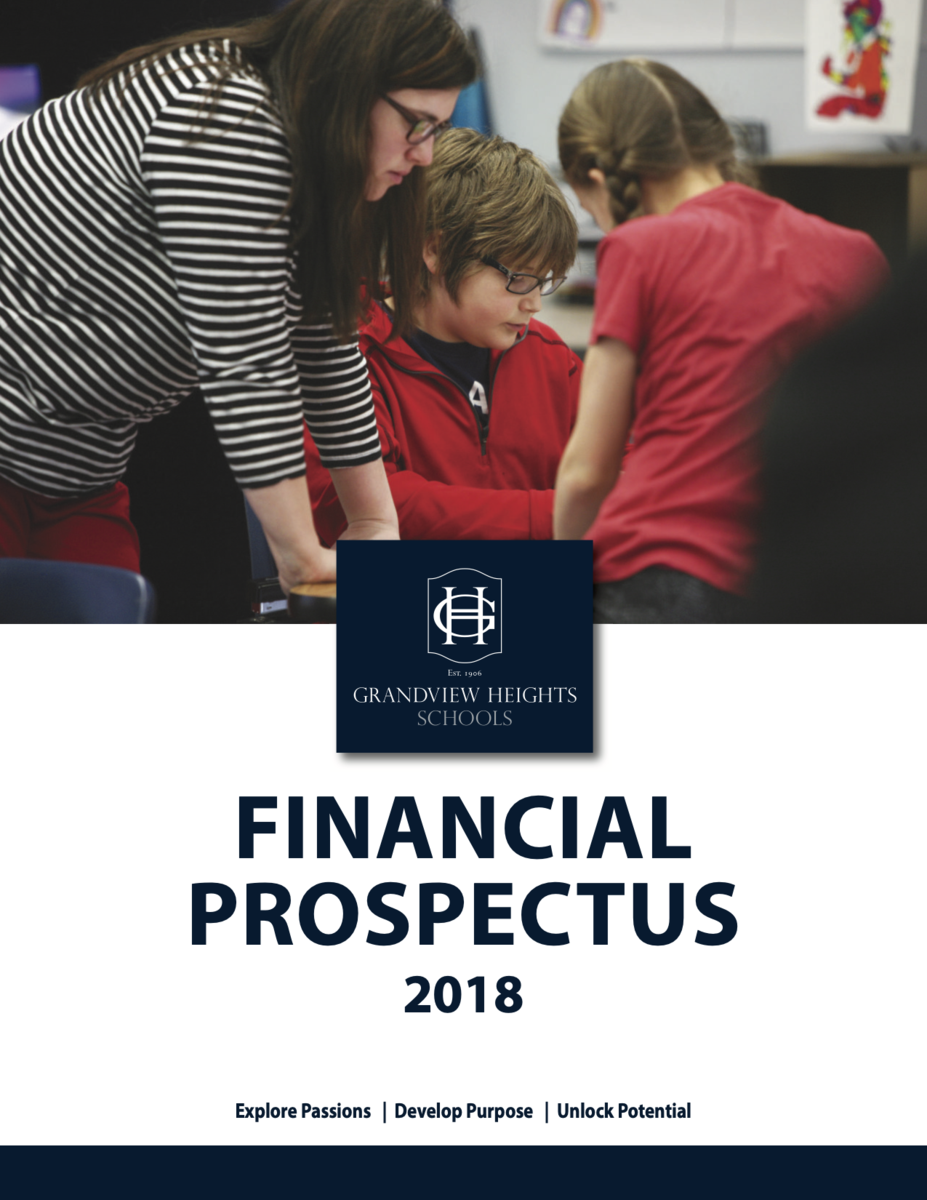 Financial Prospectus Cover 2018