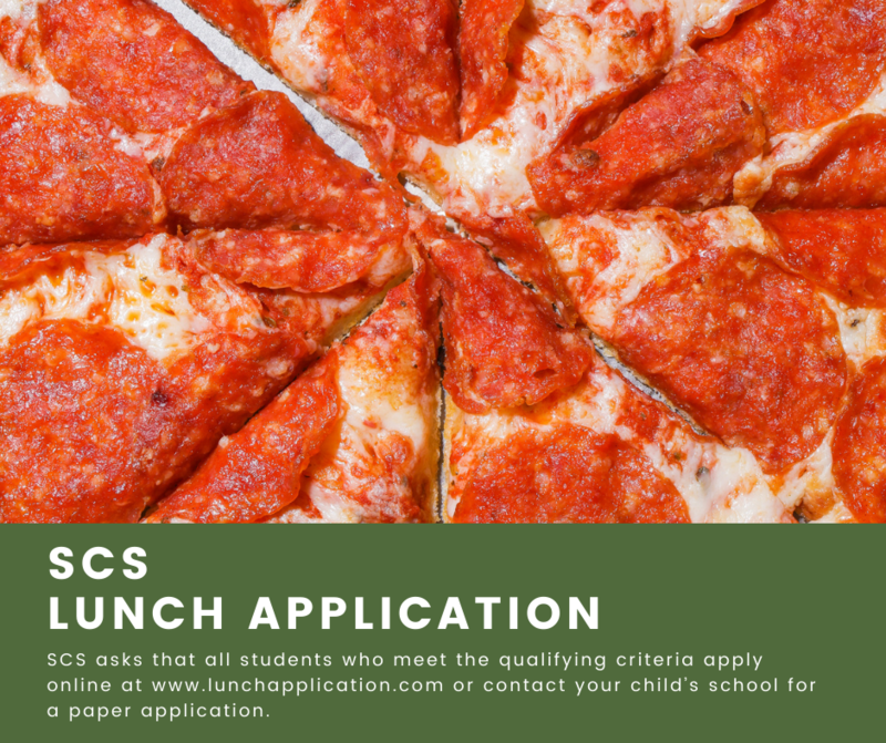 SCS Lunch Application Featured Photo