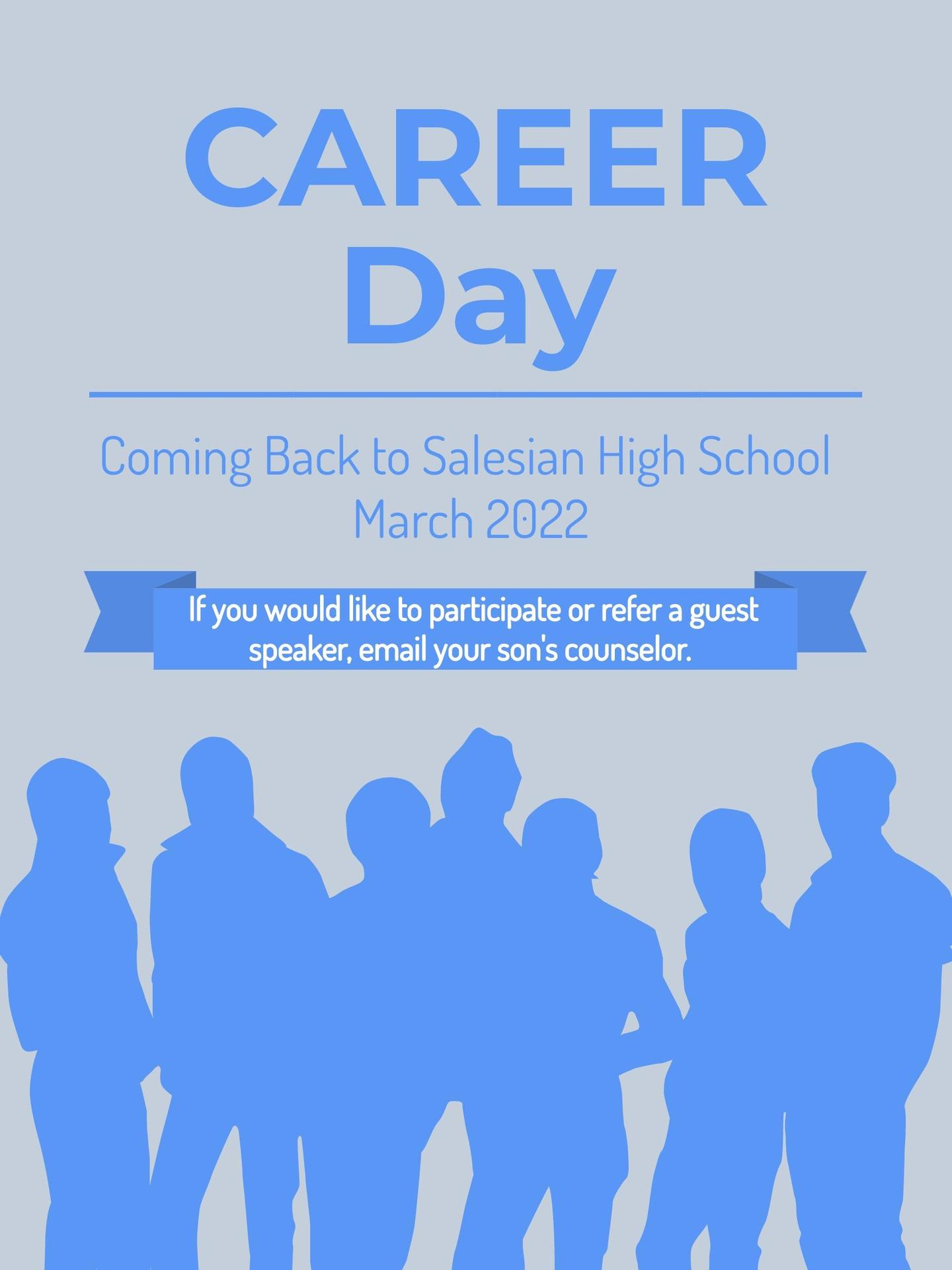 Career Day March 2022