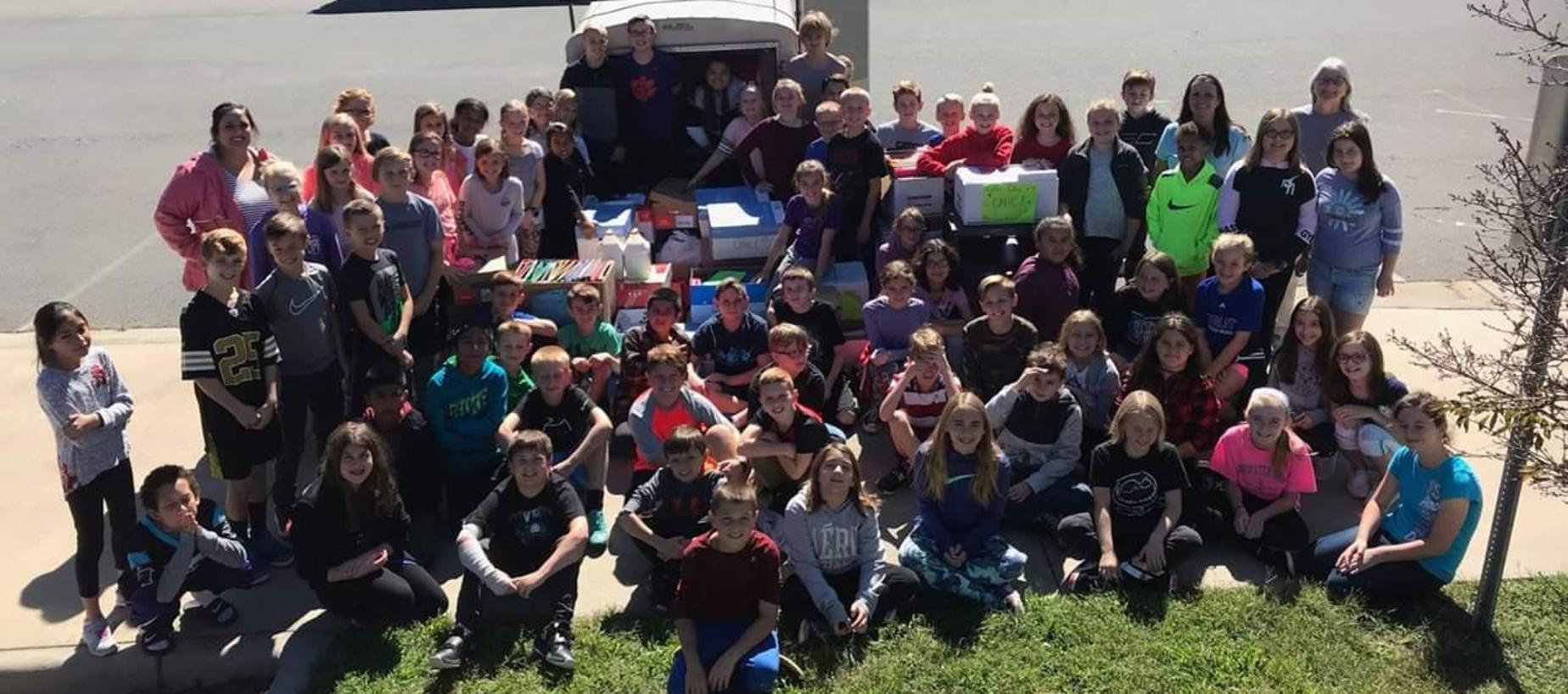 Hurricane Relief Fundraiser