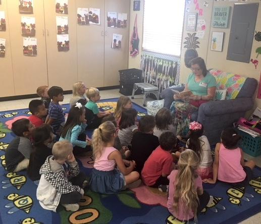 Photos: 52 Lucerne Valley Grandparents Read to Students Featured Photo