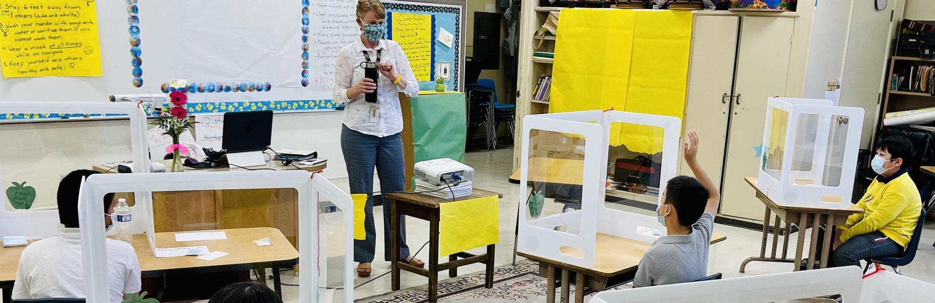 Ramona Students Learning