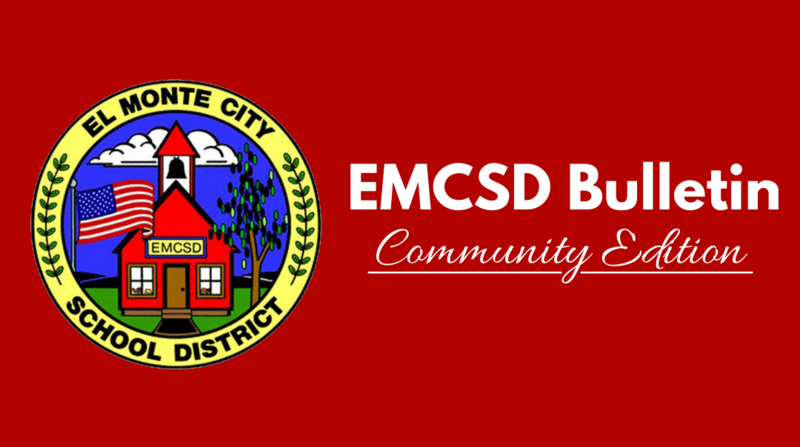 EMCSD Bulletin - Community Edition Graphic
