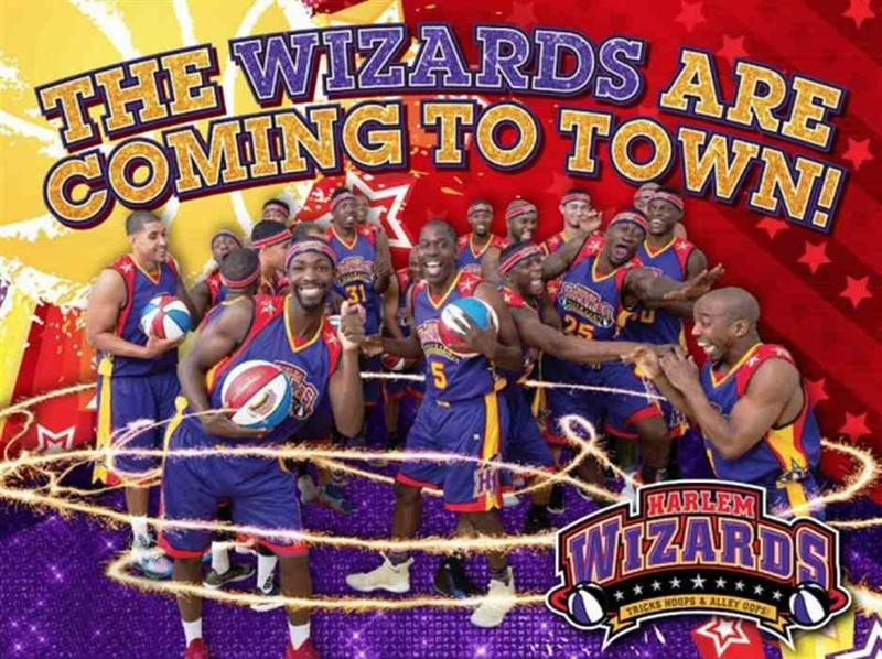 Harlem Wizards Returning to FRCS! Featured Photo