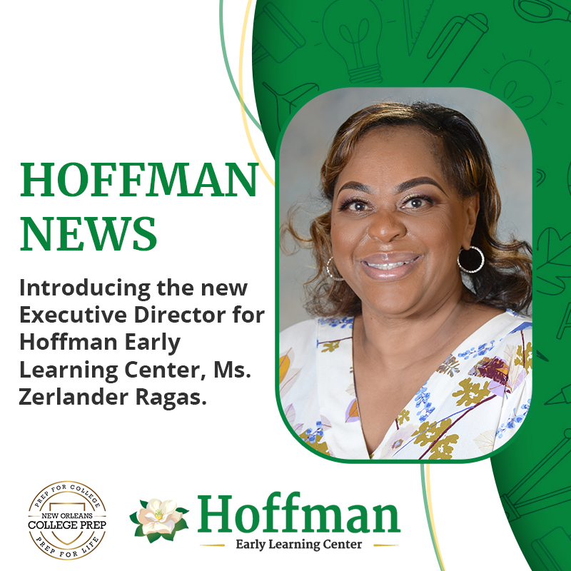 Announcing the Executive Director for Hoffman Early Learning Center Featured Photo