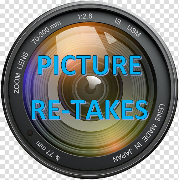 NOVEMBER 13, 2019: Picture Re-Takes Thumbnail Image