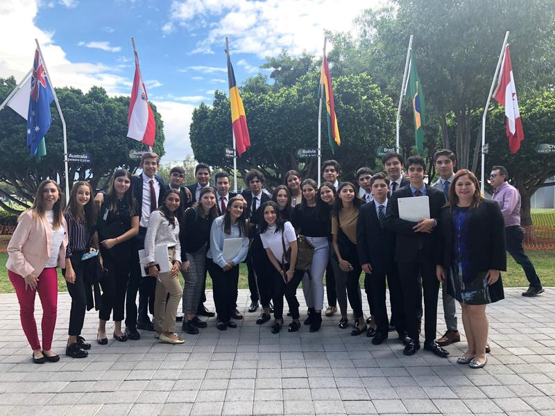 MUN event at JFK School Featured Photo