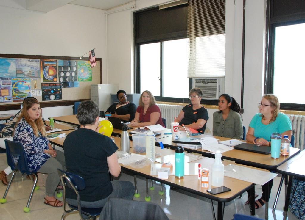 Teachers' Academy - MySci training