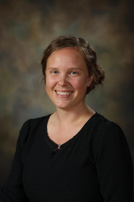 Teacher of the Year, Lindsey Stephens