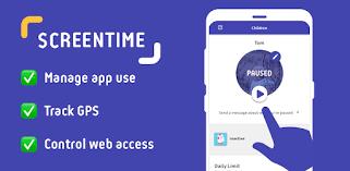screen time app logo