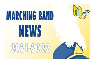 Marching Band News 2021-2022