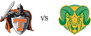Black Knights vs. Rams