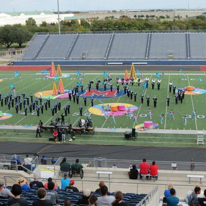 Bryan HS Band Halftime Show