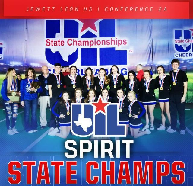 2019 State Champions Featured Photo