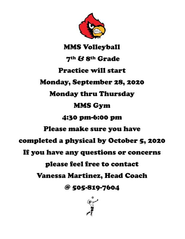 MMS Volleyball