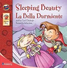 Sleeping Beauty retold by Carol Ottolenghi