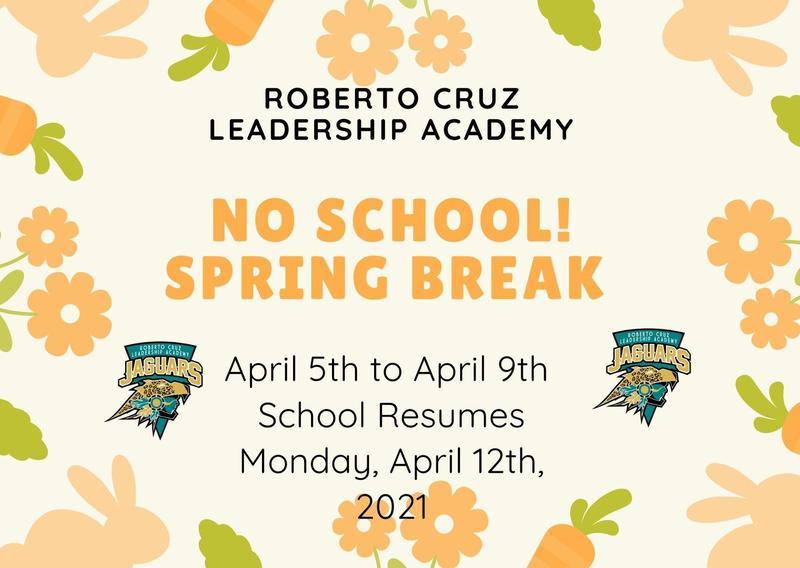 No School~ Spring Break Featured Photo
