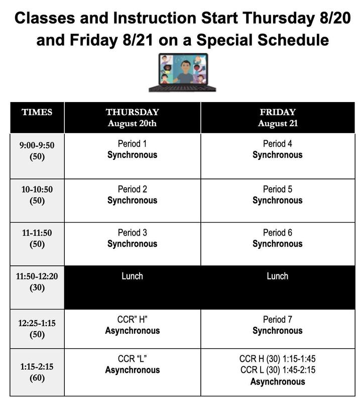 C:\DAGS Classes Begin Thursday, August 20th! Featured Photo