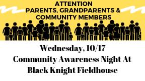 Community Awareness Night