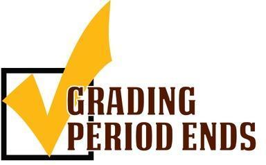 Grading Period clip art