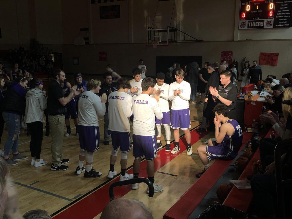 Boys Basketball Starting Lineup