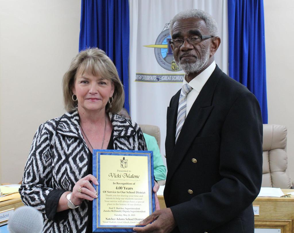 2018-2019 Retirement Celebration