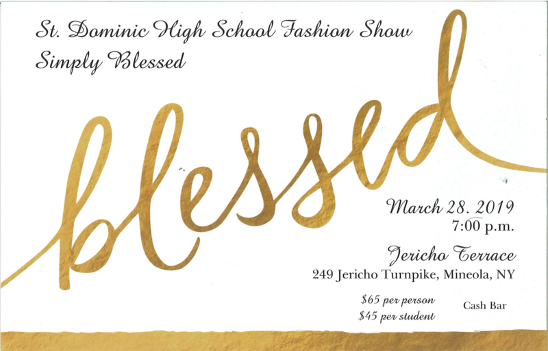 St. Dominic High School Fashion Show Featured Photo