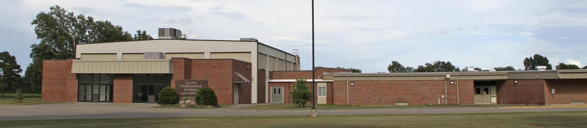 Clara Drinkwater Newnam Auditorium