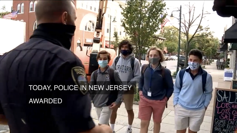 OP Students Awarded for Proper Mask Protocol Featured Photo