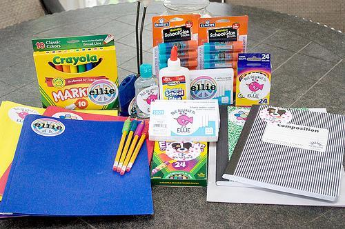 2018-2019 School Supplies List Thumbnail Image