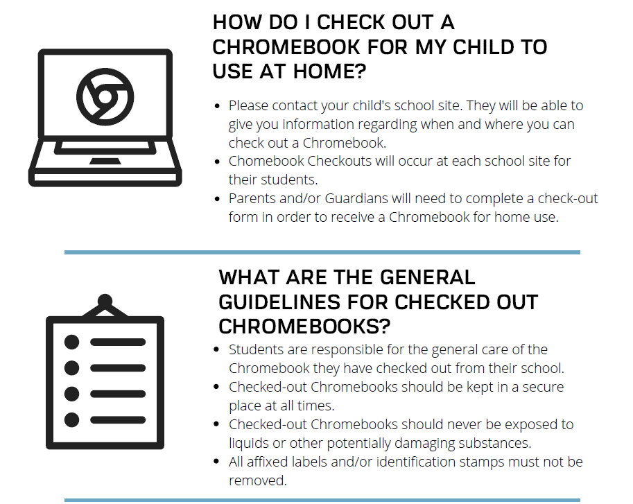 Chromebook Guidelines