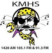 KMHS Radio Logo