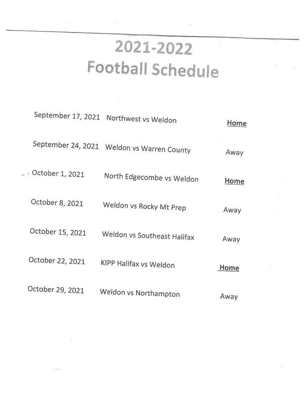 Football Schedule Featured Photo