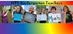 kindergarten misses you