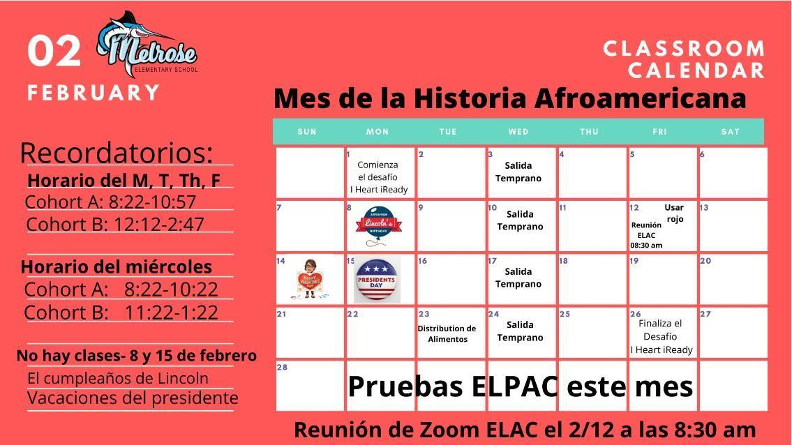 Spanish Feb