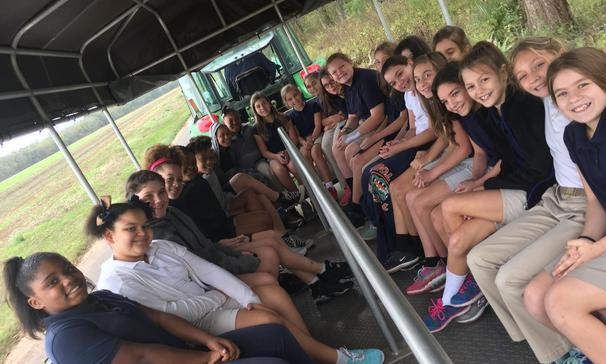 5th Grade Field Trip to the Solid Waste Landfill