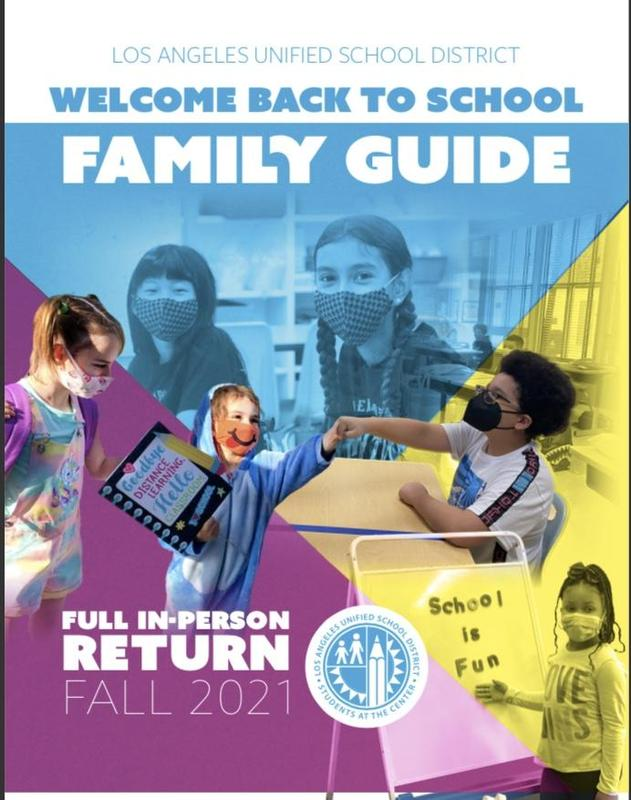 Welcome Back to School, Back in Person! Featured Photo