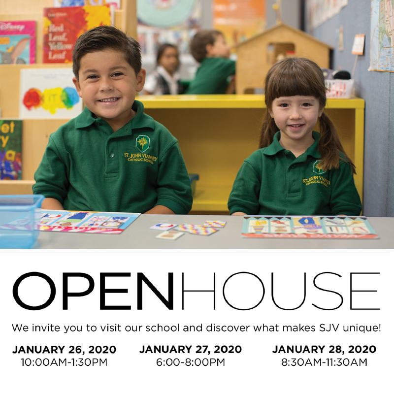 Winter Open House Events! Featured Photo