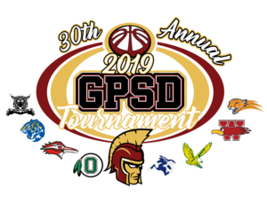 Image of GPSD logo and participating schools logos