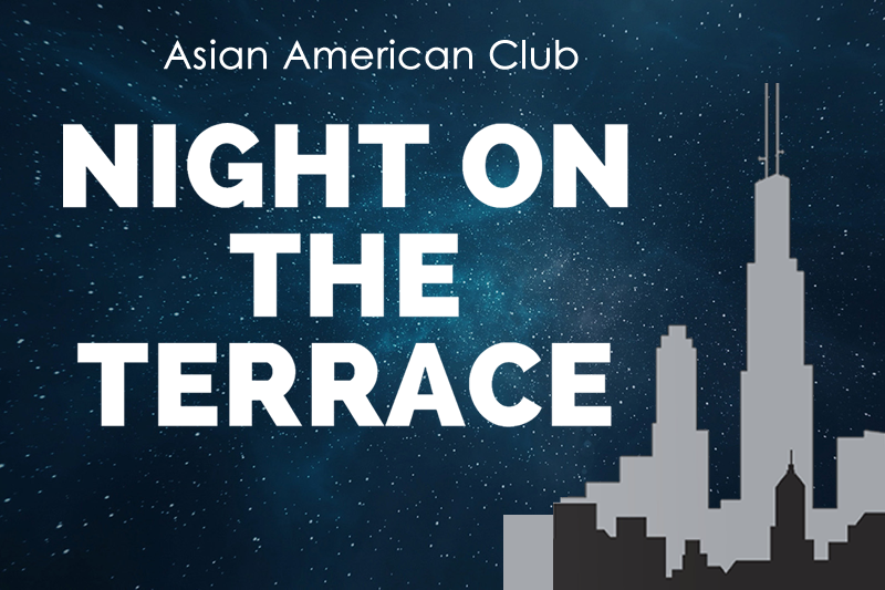 Image AAC Night on Terrace