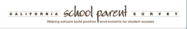 Family and Parent Feedback Wanted -  CA School Parent Survey! Featured Photo