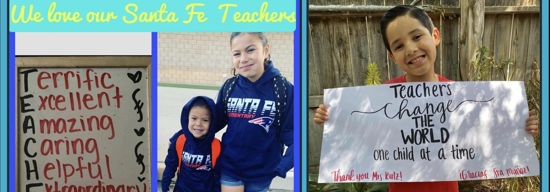 Teacher Appreciation!